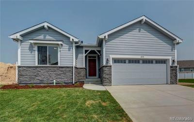 Windsor Single Family Home Active: 861 Shirttail Peak Drive
