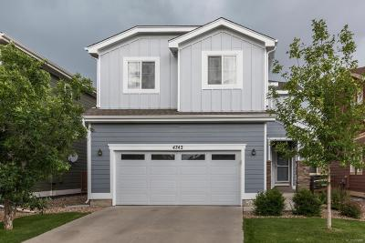 Aurora CO Single Family Home Active: $435,000