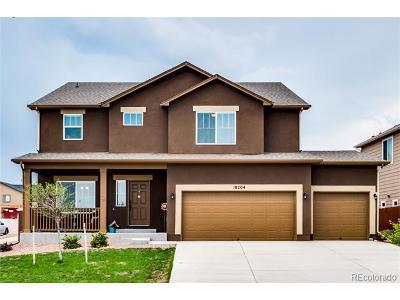 Peyton Single Family Home Active: 10204 Evening Vista Drive