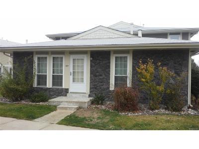 Denver CO Condo/Townhouse Active: $189,000