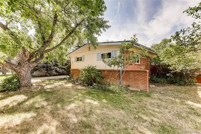 Boulder CO Single Family Home Active: $670,000