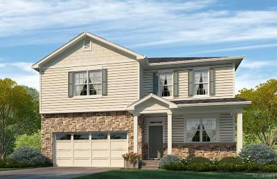 Aurora CO Single Family Home Active: $410,205