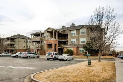 Parker Condo/Townhouse Under Contract: 12931 Ironstone Way #301