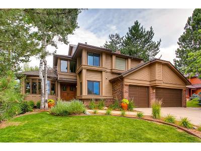 Centennial Single Family Home Under Contract: 8056 South Krameria Way