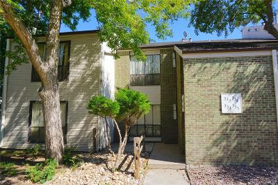 Denver Condo/Townhouse Active: 3550 South Harlan Street #332