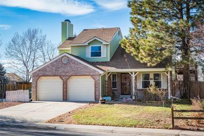 Aurora Single Family Home Active: 4831 South Evanston Street