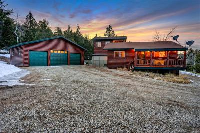 Hartsel Single Family Home Under Contract: 10424 Ranch Road