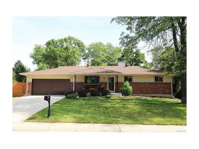 Littleton CO Single Family Home Active: $415,000
