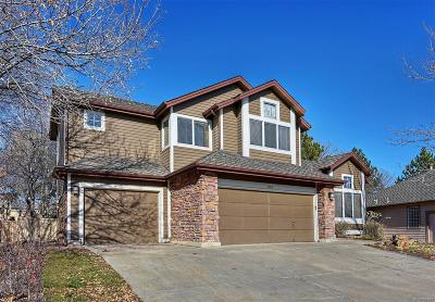 Broomfield Single Family Home Active: 285 Peregrine Circle