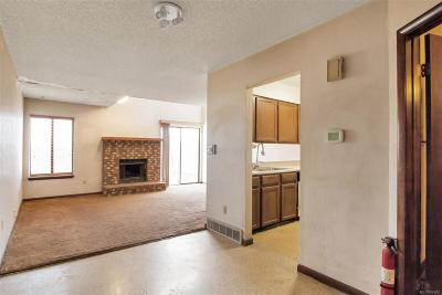 Dacono Condo/Townhouse Under Contract: 801 Gabriel Court
