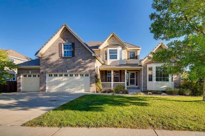 Thornton Single Family Home Under Contract: 2983 East 137th Place