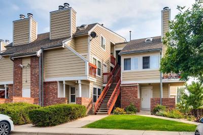 Aurora Condo/Townhouse Under Contract: 920 South Dawson Way #5