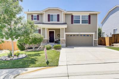 Thornton Single Family Home Active: 13647 Krameria Street
