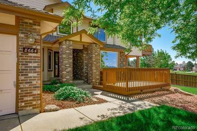 Highlands Ranch Single Family Home Active: 8664 Maplewood Drive