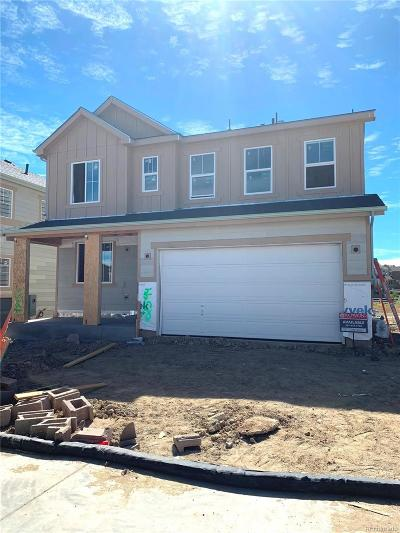 Crystal Valley Ranch Single Family Home Active: 2544 Garganey Drive