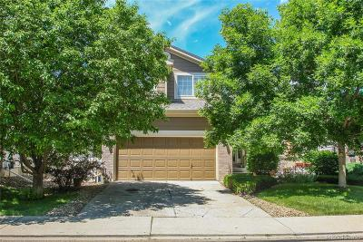 Broomfield Single Family Home Under Contract: 13623 Parkview Place