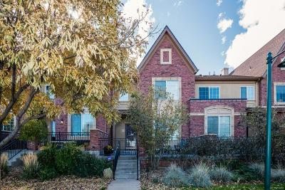 Highlands Ranch Condo/Townhouse Active: 624 Green Ash Street #C