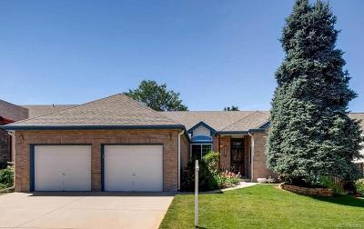 Highlands Ranch Single Family Home Active: 6592 Jackson Court