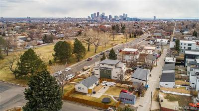 Denver Residential Lots & Land Active: 2040 W 45th Avenue
