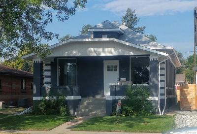 Denver Single Family Home Under Contract: 2417 Lowell Boulevard