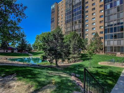 Condo/Townhouse Sold: 7865 East Mississippi Avenue #805