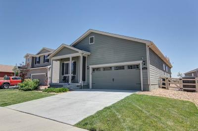 Dacono Single Family Home Under Contract: 5610 West View Circle