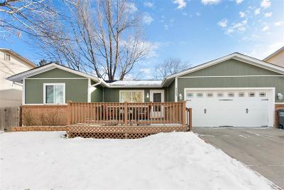 Arvada Single Family Home Active: 8668 West 86th Circle