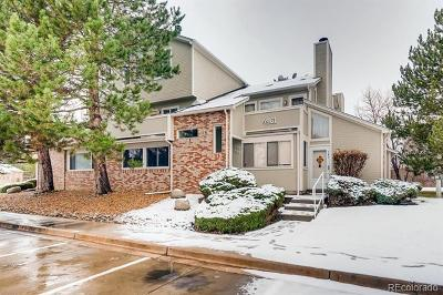 Wheat Ridge Condo/Townhouse Under Contract: 4961 Garrison Street #202G