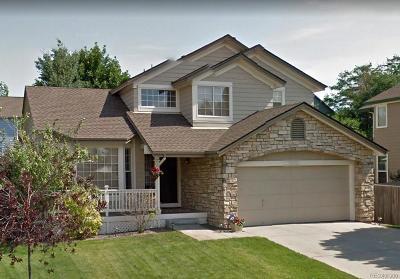 Centennial Single Family Home Under Contract: 19356 East Prentice Lane