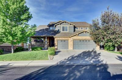 Golden Single Family Home Under Contract: 16130 West 59th Drive