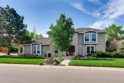 Aurora Single Family Home Active: 14058 East Hamilton Drive