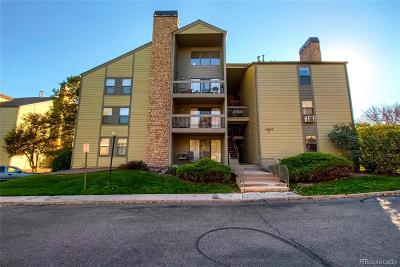 Littleton Condo/Townhouse Under Contract: 4896 South Dudley Street #7-7