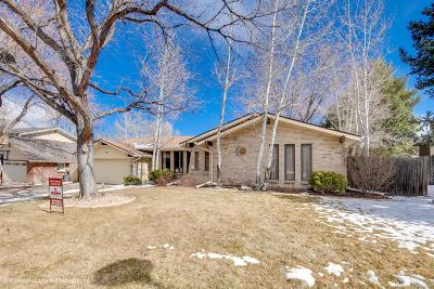 Golden Single Family Home Under Contract: 2960 Joyce Way