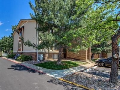 Boulder Condo/Townhouse Under Contract: 850 West Moorhead Circle #D