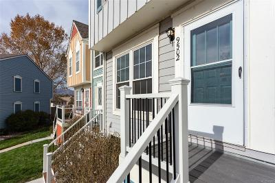 Littleton Condo/Townhouse Active: 9502 West Ontario Drive