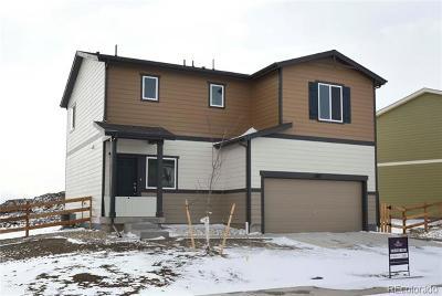 Dacono Single Family Home Active: 1102 Huntington Avenue