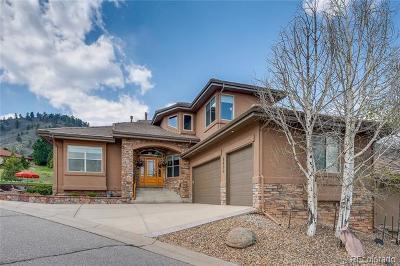 Littleton Single Family Home Active: 6895 Raspberry Run