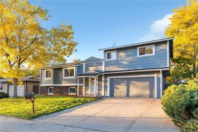 Aurora CO Single Family Home Active: $374,900