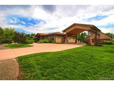Arvada Single Family Home Active: 8700 West 51st Avenue