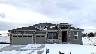 Castle Pines Single Family Home Active: 52 Stableford Place
