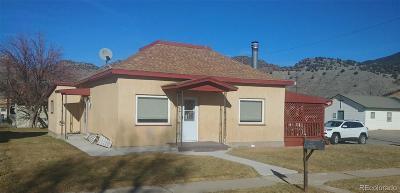 Salida Single Family Home Under Contract: 528 Dodge Street