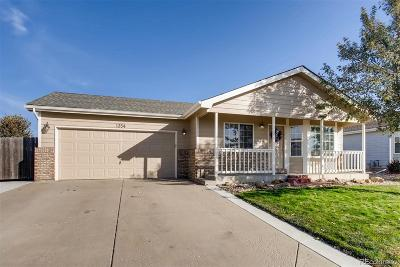 Milliken Single Family Home Under Contract: 1354 South Cattleman Drive