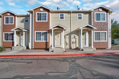 Condo/Townhouse Active: 2509 Mesa Springs View