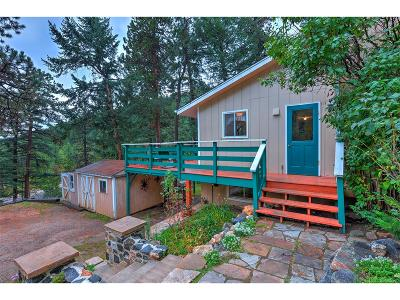 Evergreen Single Family Home Under Contract: 6651 Arapahoe Drive