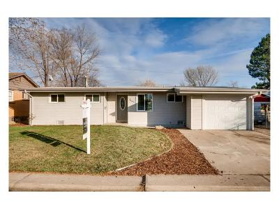 Denver Single Family Home Active: 1510 South Perry Street