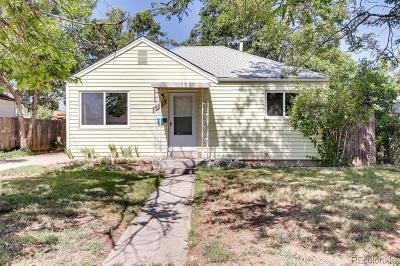 Aurora, Denver Single Family Home Active: 1755 Del Mar Parkway