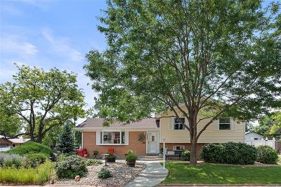 Northglenn Single Family Home Active: 1540 Dean Drive