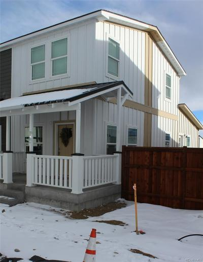 Buena Vista Condo/Townhouse Under Contract: 129 Split Rail Lane