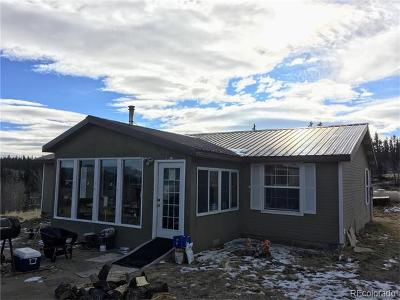 Park County Single Family Home Active: 280 Apache Trail