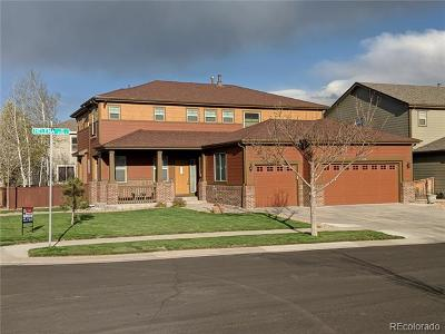 Commerce City Single Family Home Active: 12296 Helena Street